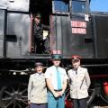 Železničarji danes in nekoč