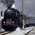 Uvoz vlaka 16000 na postajo Dravograd
