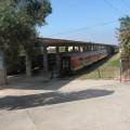 Albanija Tirana železniška postaja