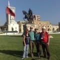 Albanija center Tirane
