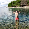 Igor v vodi