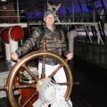 Kormilar Zmago na ladji Fram