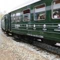 Križanje vlakov na izogibališču