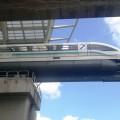 Magnetni vlak Maglev