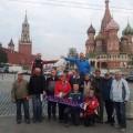 Moskva pred Rdečim trgom
