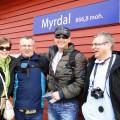 Na postaji Myrdal