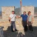 Na trdnjavi Ohrid