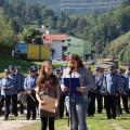 Nastop učenk OŠ Neznanih talcev Dravograd