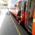 Norveška železničarka