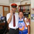 Obisk pri kolegih v Pliberku (5)