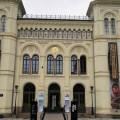 Palača kjer se podeljujejo nobelove nagrade za mir