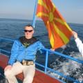 Plovba pod Makedonsko zastavo