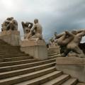 Posamezni kipi v Frognerjevem parku