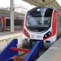 Potniški vlak v Carigradu