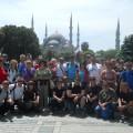 Pred Modro mošejo Carigrad