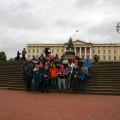 Pred kraljevo palačo