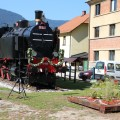 Prenovljena lokomotiva