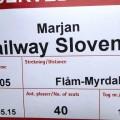 Rezervacija za železničarje iz Slovenije