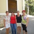Silva,Tatjana,Jolanda in Metka