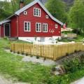 Tipična norveška hiša