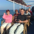 Z ladjo po Ohridskem jezeru