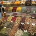 Začimbe,čaji, sladkarije tržnica Carigrad