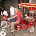 Zlatibor kot voznik rikše
