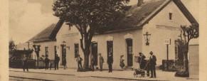 Otvoritev razstave »125 let železnice v Lendavi«