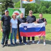 Športno družabno srečanje na Poljskem