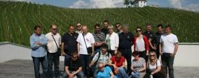 Srečanje s kolegi iz Hrvaške in Poljske