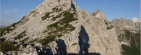 Pohod na Viševnik (2050m) in Mali Draški vrh (2132m)