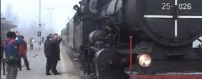 Božičkov vlak Ljubljana – Ivančna gorica