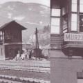 kretniških stolpov v Mürzzuschalgu, ki sta bili tipsko popolnoma enaki kot v Celju, iz knjige An der Südbahn; Avtorjev; Hannes Nothnagl, Barbara Habermann