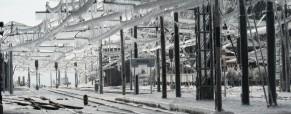 Žled na naši železnici