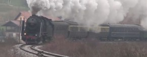 Božičkov muzejski vlak 15.12.2013