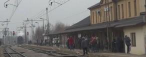 Božičkov vlak v Pragerskem
