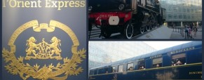 Vozi me vlak v daljave – Orient exspress