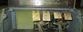 Elektromehanske signalno-varnostne naprave – električni del naprave