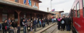 Preko Rogatca z vlakom znova na Hrvaško!