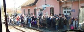 Vzpostavljena je sobotna redna železniška povezava med Čakovcem in Lendavo