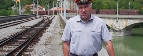 Železnice, reke in mostovi